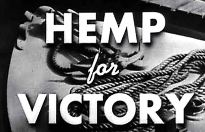 HEMP FOR VICTORY: A CALL FOR THE FARMERS